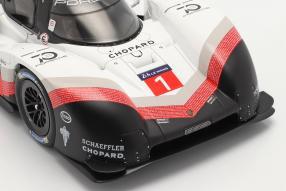 Modellautos Porsche 919 Hybrid Evo #919Tribute 1:18 Ixo