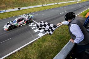 Dylan Peirera No. 74 / Foto: Team75 Motorsport, Gruppe C Photography