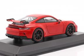 modelcars Porsche 911 GT3 2021 1:43
