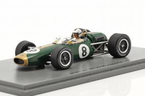 Brabham BT11 1966 Hulme Monaco GP 1:43 Spark
