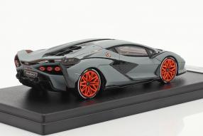 miniatures Lamborghini Sián FKP 37 2019 1:43