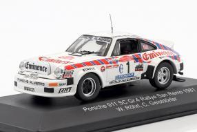 Porsche 911 SC Walter Röhrl San Remo