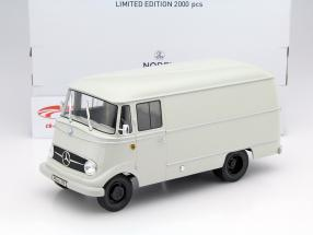 Mercedes-Benz L319 Year 1955 gray 1:18 Norev