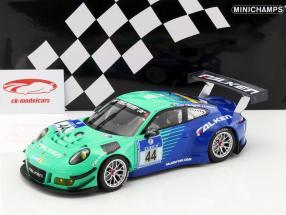 Porsche 911 (991) GT3 R #44 24h Nürburgring 2016 Falken Motorsports 1:18 Minichamps