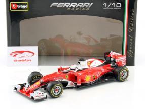 S. Vettel Ferrari SF16-H #5 formula 1 2016 Ray-Ban 1:18 Bburago Special Edition