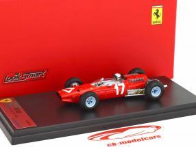 Lorenzo Bandini Ferrari 1512 #17 2nd Monaco GP Formel 1 1965 1:43 LookSmart