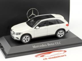 Mercedes-Benz GLC-Class X253 diamond white 1:43 Norev