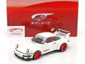Porsche 911 (964) RWB white 1:18 GT-SPIRIT