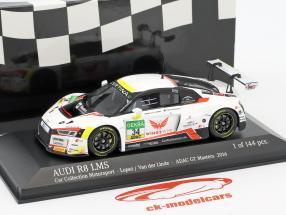 Audi R8 LMS #34 ADAC GT Masters 2016 Lopez / van der Linde 1:43 Minichamps