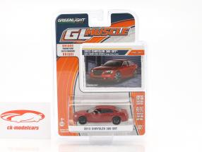 Chrysler 300 SRT Baujahr 2013 rot 1:64 Greenlight