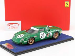 Ferrari 250 LM #21 24h LeMans 1968 Piper, Attwood 1:18 LookSmart