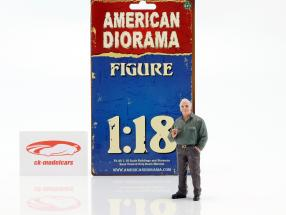 Jim The Boss 1:18 American Diorama