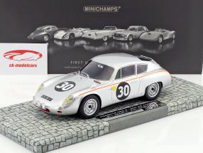 Porsche 356B 1600 GS Carrera GTL Abarth #30 24h LeMans 1962 Pon, de Beaufort 1:18 Minichamps