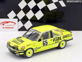 BMW 325i #65 24h Nürburgring 1986 Hamelmann, Walterscheid-Müller, Trint 1:18 Minichamps