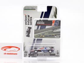 Graham Rahal Honda #15 IndyCar Series 2017 1:64 Greenlight