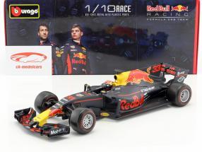 Max Verstappen Red Bull RB13 #33 formula 1 2017 1:18 Bburago
