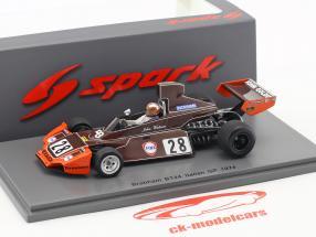 John Watson Brabham BT44 #28 italiano GP formula 1 1974 1:43 Spark