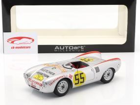 Porsche RS Spyder 550/1500 # 55 Carrera Panamericana 1954  Herrmann 1:18 AUTOart