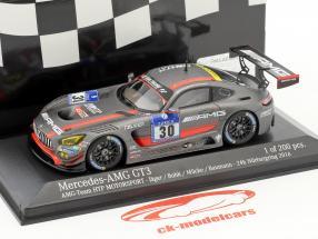 Mercedes-Benz AMG GT3 #30 24h Nürburgring 2016 AMG-Team HTP Motorsport 1:43 Minichamps