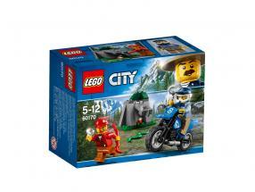 LEGO® City Offroad-Verfolgungsjagd