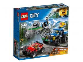 LEGO® City Verfolgungsjagd auf Schotterpisten