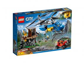 LEGO® City Festnahme in den Bergen