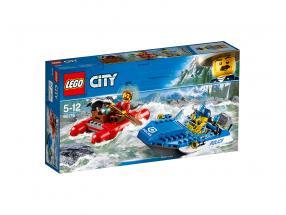 LEGO® City Flucht durch die Stromschnellen