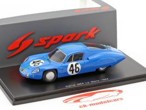 Alpine M64 #46 24h LeMans 1964 Morrogh, de Lageneste 1:43 Spark