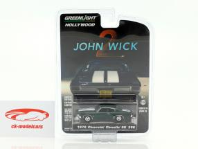 Chevrolet Chevelle SS 396 Baujahr 1970 Film John Wick Chapter 2 (2017) 1:64 Greenlight