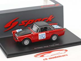Sunbeam Tiger #192 Targa Florio 1965 Harper, Jones 1:43 Spark
