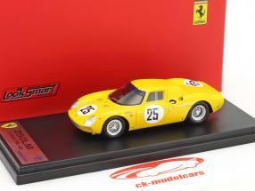Ferrari 250 LM #25 24h LeMans 1965 van Ophem, Dernier 1:43 LookSmart
