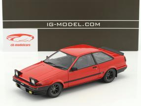 Toyota Sprinter Trueno (AE86) 2-Door GT Apex red 1:18 Ignition Model