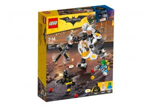 THE LEGO® BATMAN MOVIE © Egghead™ bei der Roboter-Essenschlacht