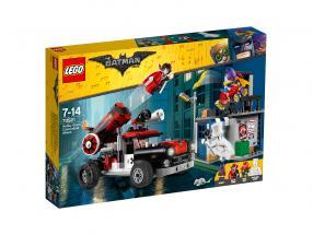 THE LEGO® BATMAN MOVIE © Harley Quinn™ Kanonenkugelattacke