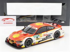 Augusto Farfus BMW M4 DTM #18 DTM 2016 BMW Team MTEK 1:18 Norev