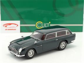 Aston Martin DB5 Shooting Brake Harold Radford year 1964 dark green 1:18 Cult Scale