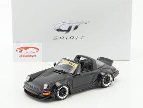 Porsche 911 (964) RWB Targa noir 1:18 GT-Spirit
