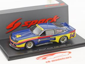 Chevrolet Monza #14 champion IMSA 1976 Al Holbert 1:43 Spark