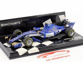 Marcus Ericsson Sauber C36 #9 China GP Formel 1 2017 1:43 Minichamps