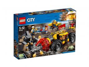 LEGO® City Schweres Bohrgerät für den Bergbau