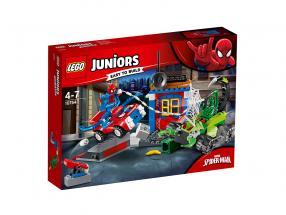 LEGO® Juniors Großes Kräftemessen von Spider-Man und Skorpion