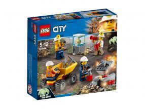 LEGO® City Bergbauteam