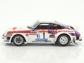 rally San Remo Röhrl//geistdörfer 1:43 CMR Porsche 911 SC-talla 4 #1