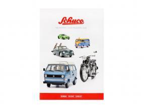 Schuco catalogue nouvelles parutions: I 2018