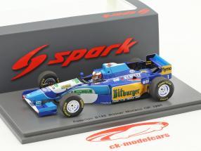 Michael Schumacher Benetton B195 #1 World Champion monaco GP F1 1995 1:43 Spark