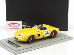 Ferrari 625 LM #34 Nassau 1956 Publicker 1:18 Tecnomodel
