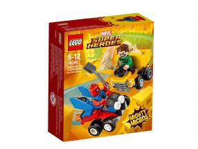 LEGO® Marvel Super Heroes Mighty Micros: Scarlet Spider vs. Sandman