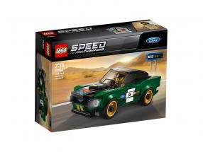 LEGO® Speed Champions Ford Mustang Fastback #68