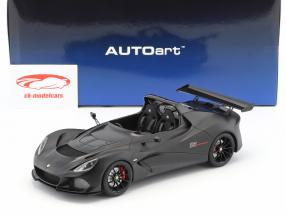 Lotus 3-Eleven mat black with gloss accents 1:18 AUTOart