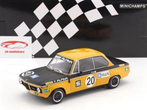 BMW 1600 #20 classe vincitore Austria trofeo Salzburgring ETCC 1970 Helmut Marko 1:18 Minichamps